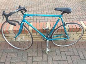Retro Raleigh 405ti racing bike