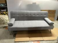🚚🚚🚚✅✅✅Beautiful Grey Sofa Bed For Sale Free Delivery Radius Apply ✅✅✅