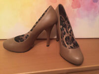 Genuine Dolce and Gabbana court shoes
