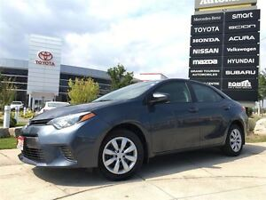 2015 Toyota Corolla LE-BACK UP CAMERA, HEATED FRONT SEATS, LOW M