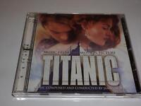 CD TITANIC MUSIC FROM MOTION PICTURE (456)