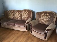 3 Pieces sofa set