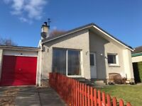 Ideal Family Home or Investment Property With Views Across Dingwall To The Blackk Isle