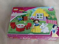 Lego duplo snow white - rare.