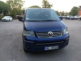 Volkswagen Multivan T5 DPF Highline Autm. (Caravelle)