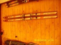 Skis Intersport Mid Fomula 777 180cm