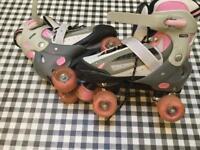 Roller Boots adjustable