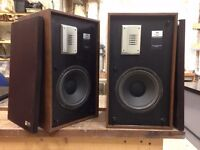 Very Rare Vintage ESS PS5a Heil Air Motion Transformer speakers, USA made