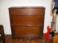 A Rare ' Ships ' Piano For Sale . Delivering Up Until Xmas Eve!