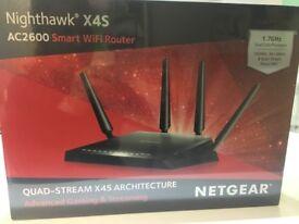 Netgear Nighthawk X4S AC2600 Wireless Router (7015149)