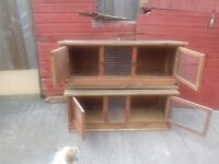 Guineapig outdoor hutch