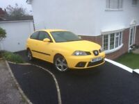 SEAT Ibiza, 1 owner from new.
