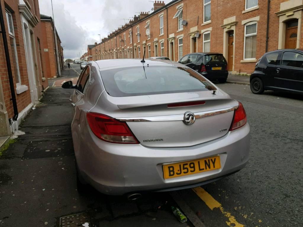 Vauxhall insignia 2lt cdti sri