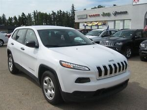 2015 Jeep Cherokee Sport - UCONNECT/BLUETOOTH
