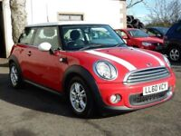 2010 mini cooper diesel with only 56000 miles, full service history motd aug 2018