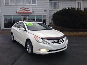 2013 Hyundai Sonata SE Heated leather, pwr.s-roof
