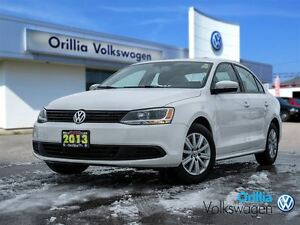2013 Volkswagen Jetta BLUETOOTH, HEATED SEATS, SUNROOF