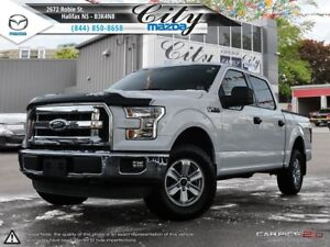 2016 Ford F-150 XLT LIKE NEW! LOW KMS! CREW CAB