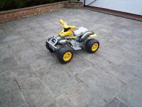 Child's Battery Operated Quad Bike