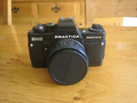 PRACKTICA BMS ELECTRONIC 35mm SLR CAMERA