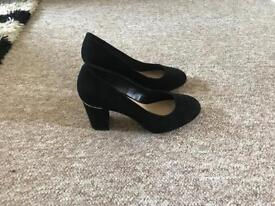 New Look Wide Fit Heels Size 5