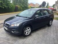 2011 FORD FOCUS ZETEC ESTATE 1.6 PETROL MANUAL - ONLY 57,000 MILES AND FSH!!!!!