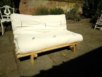 Double Futon Sofa Bed from Futon Company for sale £50