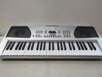 Acoustic Solutions electronic 54 keys multi function keyboard, with small ineffective damage