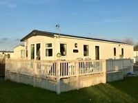 ABI OAKLEY STATIC HOLIDAY HOME CARAVAN 5* RESORT SKEGNESS AMAZING PARK - PAYMENT OPTIONS AVAILABLE
