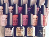 Mobile shellac manicure 💅🏼