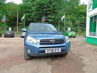 TOYOTA RAV-4 2.2 D-4D XT4 - Full Leather & FSH (blue) 2006
