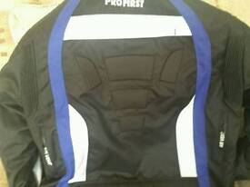Motobike jacket and pants