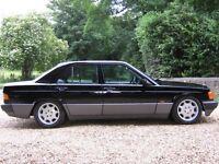 Mercedes 190e, 2.0l, Petrol, Manual