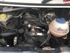 VW transporter T4 1.9 td engine