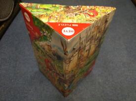 Heye Hugo Prades Fairy Tales 1500 piece jigsaw puzzle