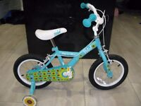"Apollo Petal girls Bike 14"" wheels"