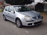 GOLF 5 1,9TDI NEW CAM KIT AND WATER PUMP LOOKS AND DRIVES GOOD!! EXCELLENT RUNNER!!!
