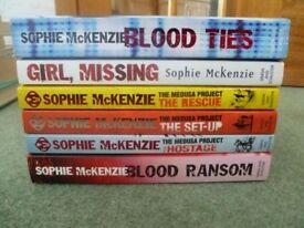 Sophie Mckenzie Books