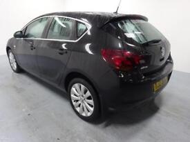 Vauxhall Astra SE (black) 2012-03-30