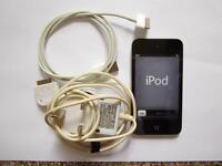 Apple Ipod Touch 4th Generation 16 GB as new comes with Camera + facetime + charger + cables