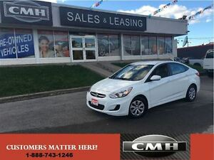 2015 Hyundai Accent GL LOADED *CERTIFIED*
