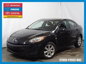 2010 Mazda MAZDA3 GS+MAG+A/C+SIEGES CHAUFANTS+++