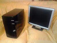 Ubuntu (Linux) 64-bit desktop PC
