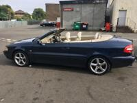 2004 VOLVO C70 CONVERTIBLE. Low miles