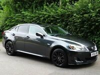 2006 (55) Lexus IS 220d 2.2 TD SE 4dr - NAV BLUETOOTH REVERSE CAM HEATED COOLED LEATHER