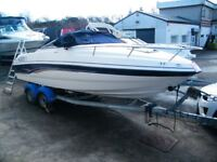 Chaparall Sport Cuddy Speed Boat