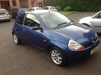 Best price KA limited edition Zetec climate 1.3 .sporthatch 28000 miles one owner service history