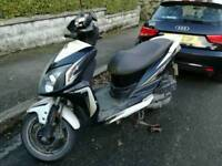 SYM JET 125cc