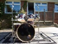 Mapex Mars 7 piece Shell pack