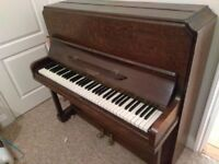Upright Piano Lister & Sons